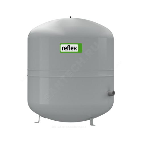 Бак мембранный для отопления NG 80л 6атм сер Reflex 8001211