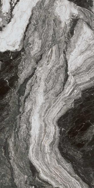 SG595902R | Ониче белый чёрный лаппатированный