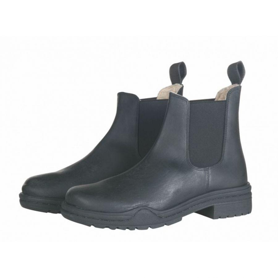 Зимние ботинки для верховой езды -Oklahoma- С подкладкой Teddy. HKM