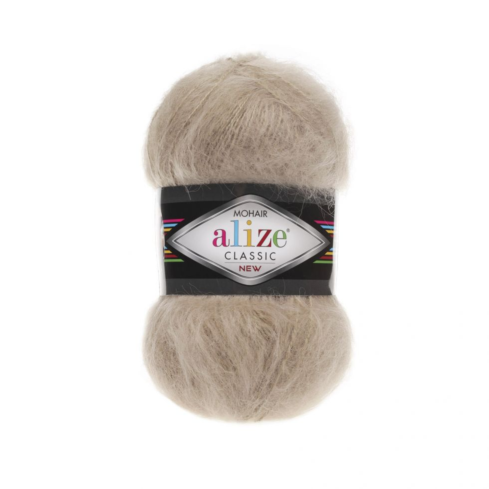 MOHAIR CLASSIC Alize цвет 005