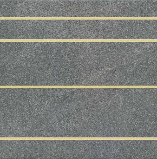 SBD061/SG9357   Декор Матрикс серый тёмный