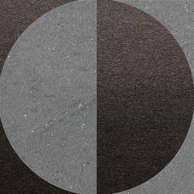 SBD039/SG1591   Декор Матрикс серый тёмный