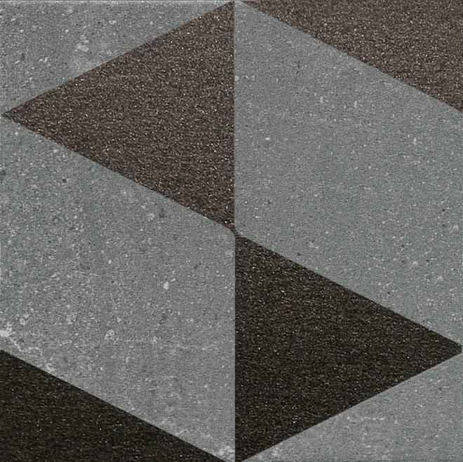 SBD040/SG1591   Декор Матрикс серый тёмный