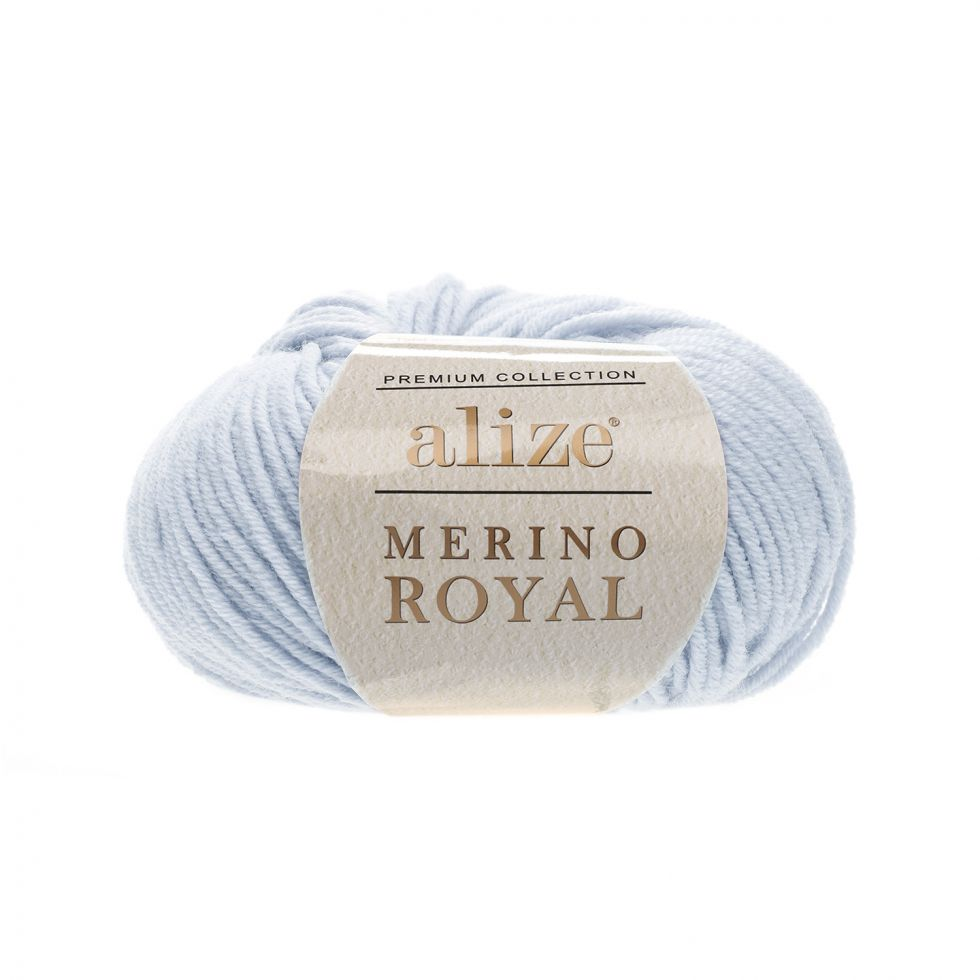 Пряжа MERINO ROYAL Alize