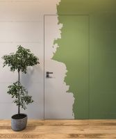 Грунтованное дверное полотно под отделку 40 мм высотой до 3-х метров фото 1