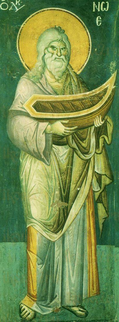 Икона Ной Праотец преподобный