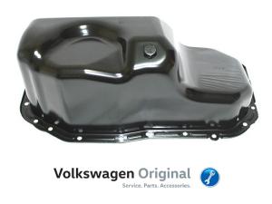 Поддон двигателя Оригинал CFNA /CFNB Polo Sedan / Skoda Rapid