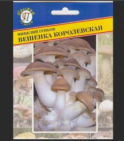 Мицелий грибов Вешенка королевская, 12 шт
