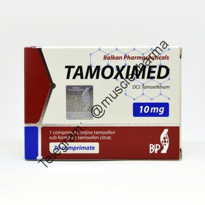 TAMOXIMED (ТАМОКСИФЕН). BALKAN PHARMA. 15 таб. по 10 мг.