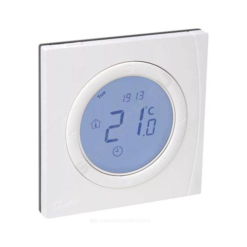 Термостат комнатный WT-P программ Danfoss 088U0625