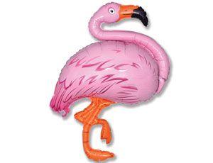 Шар ФИГУРА/11 Фламинго /FM 130*76 см