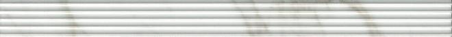 LSA014R | Бордюр Прадо белый структура обрезной