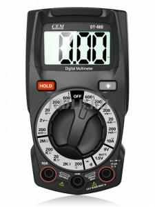 CEM DT-660 мультиметр цифровой