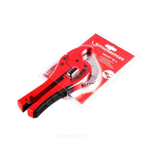 Ножницы для PP-R,ПЭ,PE-X труб Дн0-42 Rothenberger 52000