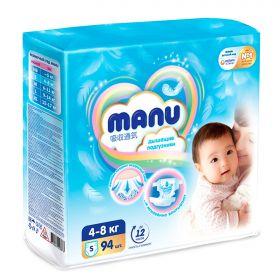 Подгузники MANU S94