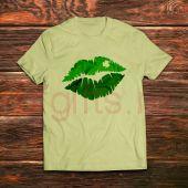 Футболка Irish kiss