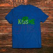 Футболка Ирландская kiss me