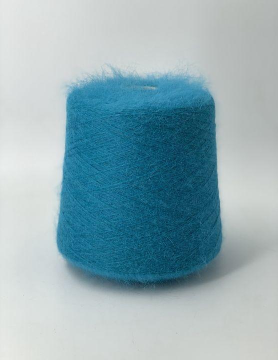 Ангора 80 Biagioli Modesto Malo цвет сине-бирюзовый