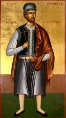 Икона Михаил Солунский мученик