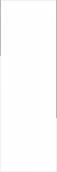 12125R | Диагональ белый обрезной