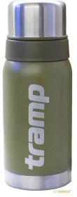 Термос Tramp 0,5 л TRC-030 оливковый