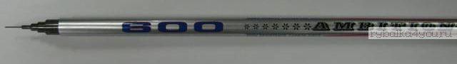 Удилище без колец Mifine Ambition Pole 600 см / арт Amb-Po 600