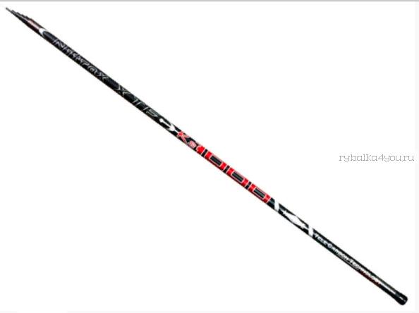Удилище без колец Mifine Nitrax XTE-RS Pole Carbon 800 см / арт 1040-800