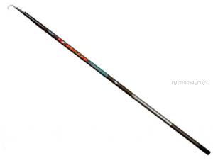 Удилище без колец Mifine Draco Carbon 500 см / арт 1065-500