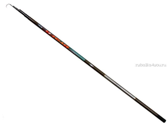 Удилище без колец Mifine Draco Carbon 800 см / арт 1065-800