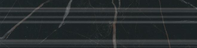 BLB039 | Бордюр Багет Алькала черный