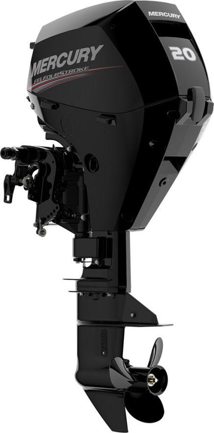 Мотор Mercury F 20 ELPT