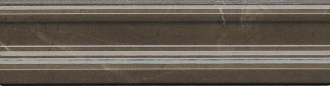BLB037 | Бордюр Багет Эль-Реаль коричневый