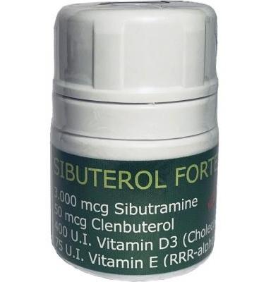 sibuterol купить цена 4500 руб, Forte 120таб/3.0mcg