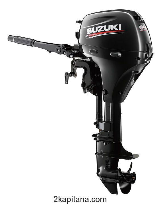 Лодочный мотор Suzuki DF 9,9 АS (Сузуки)