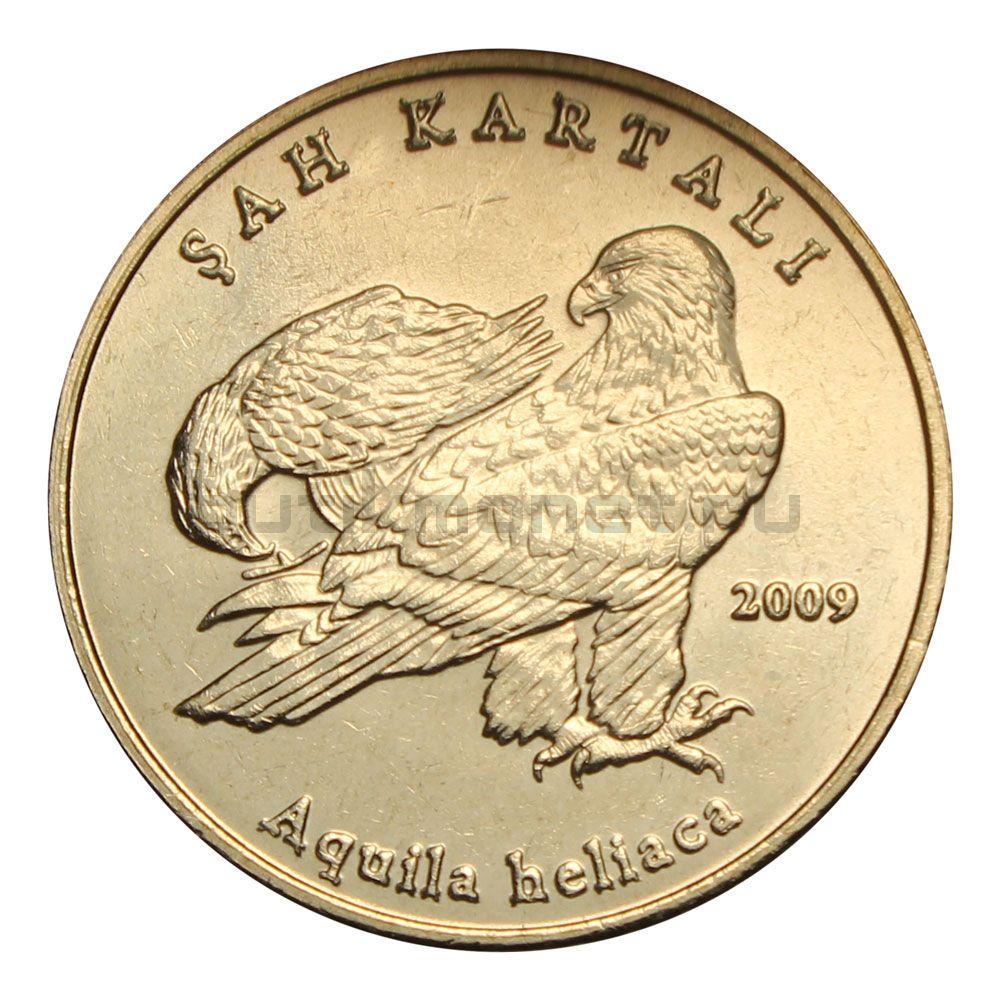1 лира 2009 Турция Орел