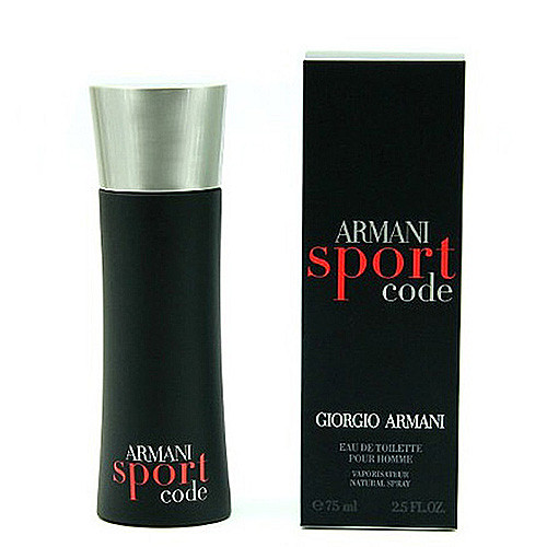 GIORGIO ARMANI Armani сode sport (т) м 75 ml