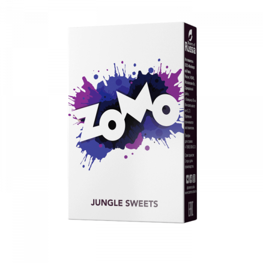 Zomo Jungle Sweets