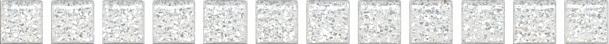 POF001 | Карандаш Бисер белый серебро