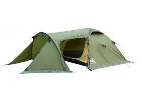 Палатка туристическая Tramp Cave V2 (зеленый)