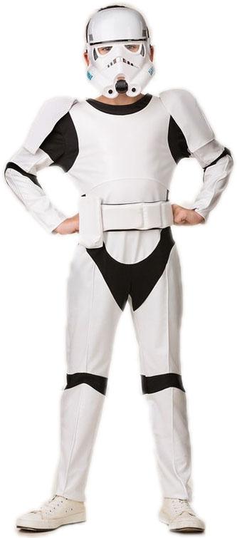 Детский костюм Штурмовика в белом