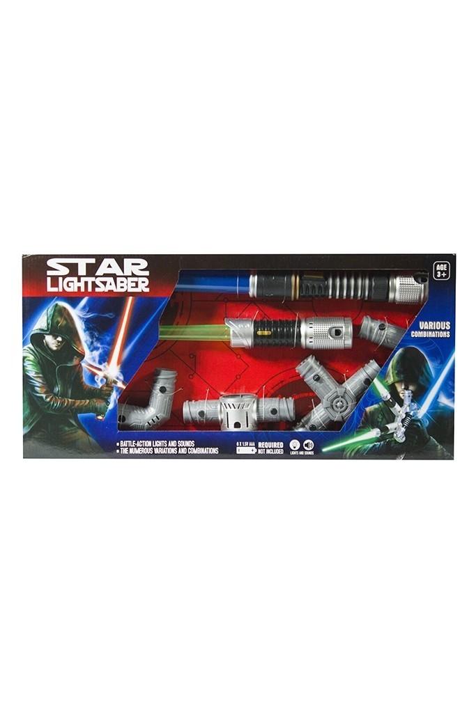 Меч-конструктор Star Wars 6 деталей