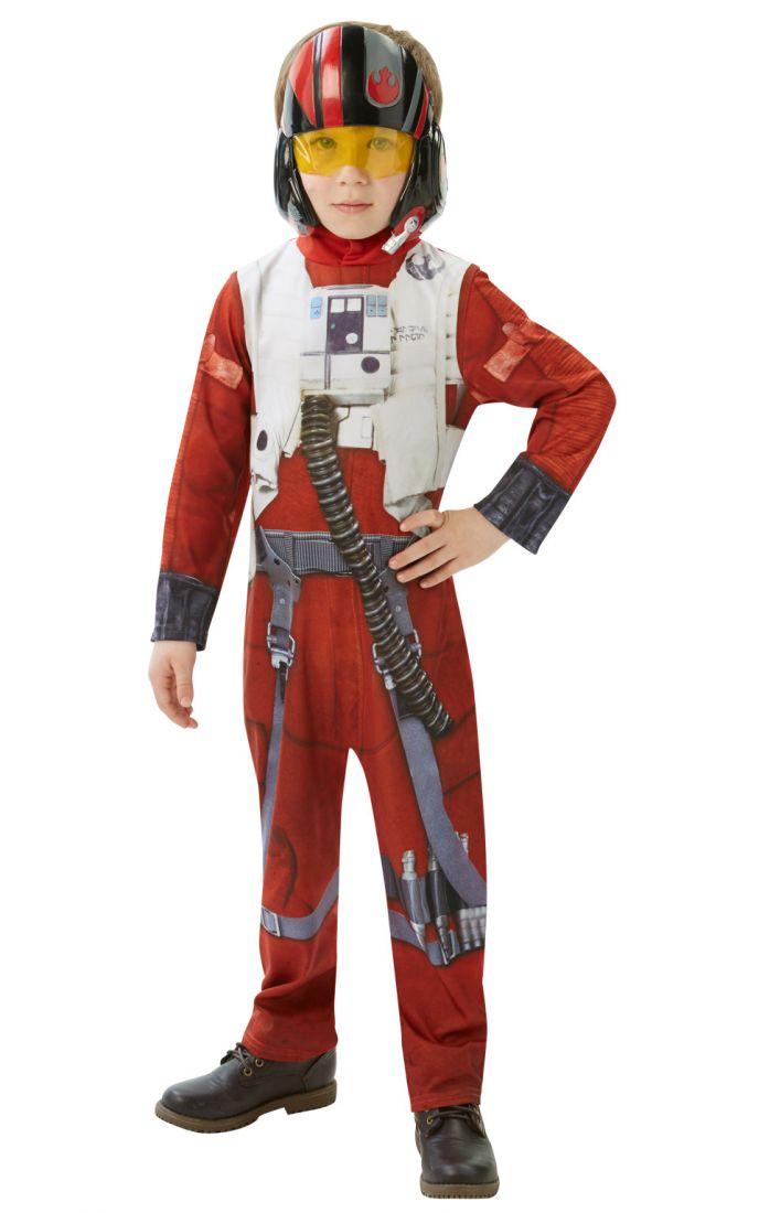 Детский костюм пилота X-Wing