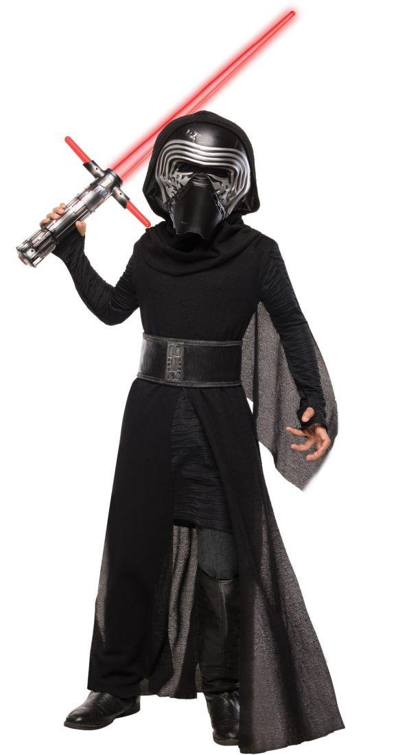 Детский костюм черного Кайло Рена