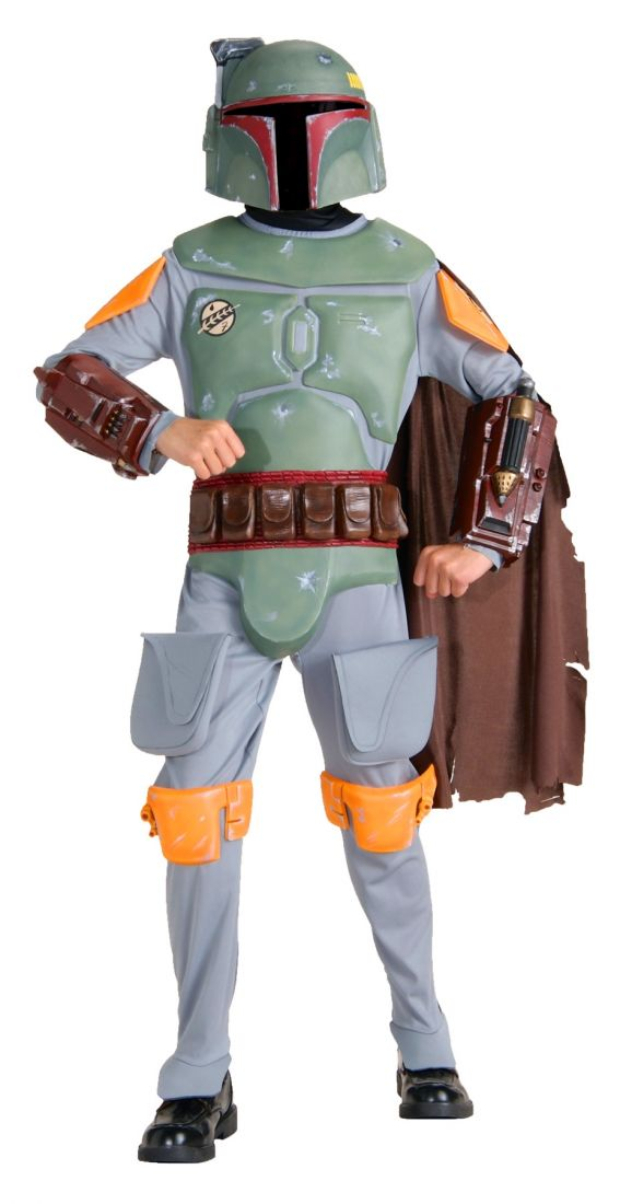Детский костюм Боба Фетта