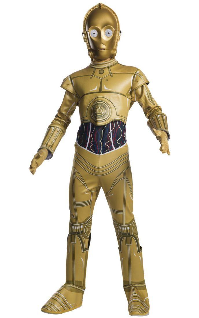 Детский костюм Робота C-3PO