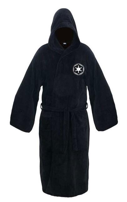 Халат одеяние Джедая черный