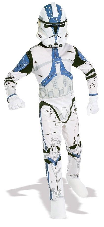 Костюм клона-дроида для детей