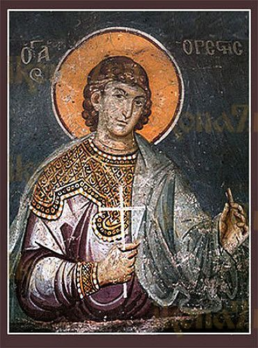 Икона Орест Тианский мученик