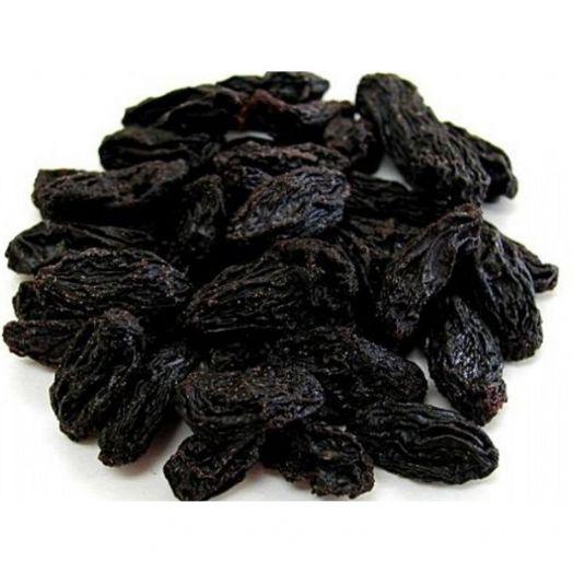 Изюм черный, упаковка 500 грамм (цена за упаковку)