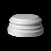 База Колонны Европласт Лепнина 4.43.201 Ш272хВ115хГ272 мм